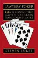 Lawyers' Poker Pdf/ePub eBook
