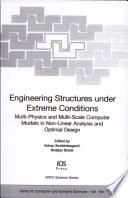 Engineering Structures Under Extreme Conditions Book PDF