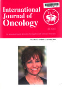 International Journal Of Oncology Book PDF