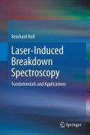 Laser-Induced Breakdown Spectroscopy Pdf/ePub eBook