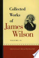 Collected works of James Wilson  , Band 2