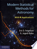 Modern Statistical Methods For Astronomy Book PDF