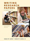 Writing Research Papers Mycomplab New With Pearson Etext Student Access Code Card