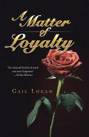 Pdf A Matter of Loyalty