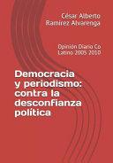 Democracia Y Periodismo