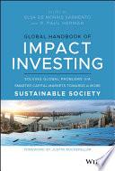 Global Handbook of Impact Investing Book