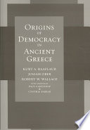 Origins Of Democracy In Ancient Greece PDF