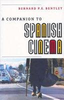 A Companion to Spanish Cinema