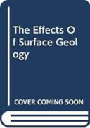 The Effects of Surface Geology on Seismic Motion