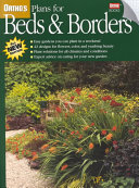 Plans for Beds & Borders