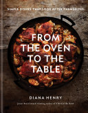 From the Oven to the Table [Pdf/ePub] eBook
