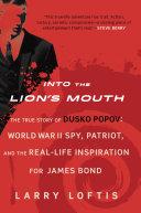 Into the Lion's Mouth Pdf