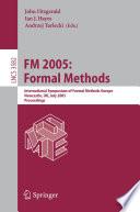 FM 2005  Formal Methods