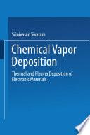 Chemical Vapor Deposition Book