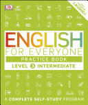 Pdf English for Everyone: Level 3: Intermediate, Practice Book Telecharger
