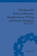 Wordsworth's Poetic Collections, Supplementary Writing and Parodic Reception Pdf/ePub eBook