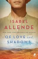 Of Love and Shadows Pdf/ePub eBook