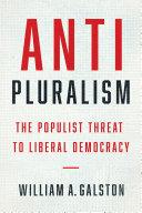 Anti-Pluralism Pdf/ePub eBook