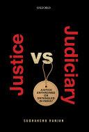 Justice versus Judiciary [Pdf/ePub] eBook