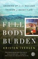 Full Body Burden Pdf/ePub eBook