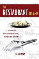 Pdf The Restaurant Dream?