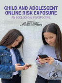 Pdf Child and Adolescent Online Risk Exposure Telecharger