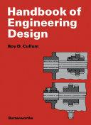Handbook of Engineering Design