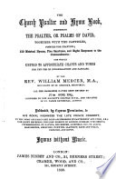 The Church Psalter and Hymn Book     Hymns Without Music Book PDF