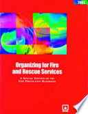 Organizing For Fire And Rescue Services Book PDF