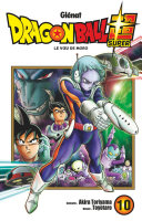 Dragon Ball Super - Tome 10 ebook