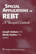 Special Applications of REBT
