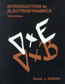 Introduction to electrodynamics /
