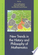 New Trends in the History and Philosophy of Mathematics