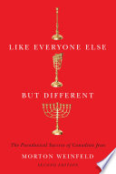 Like Everyone Else but Different Book PDF