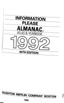 Information Please Almanac Book