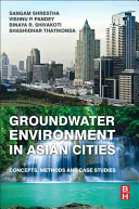 Groundwater Environment in Asian Cities