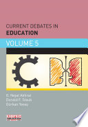 Current Debates in Education