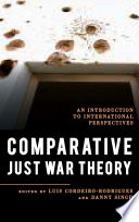 Comparative Just War Theory Book