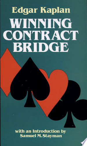 Download Winning Contract Bridge Free Books - Dlebooks.net