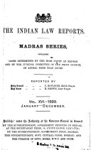 The Indian Law Reports ebook