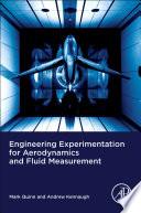 Engineering Experimentation for Aerodynamics and Fluid Measurement Book