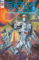 ROM: Tales of the Solstar Order #1 Special Edition