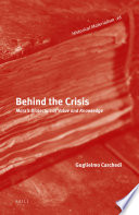 Behind the Crisis