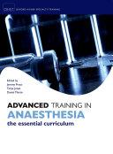 Advanced Training in Anaesthesia Pdf/ePub eBook