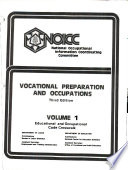 Vocational Preparation and Occupations