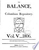 The Balance, and Columbian Repository