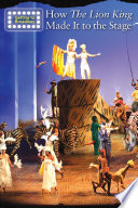 How The Lion King Made It to the Stage