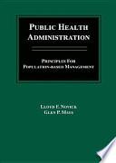 Public Health Administration