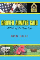 Grover Always Said Pdf/ePub eBook