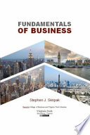 Fundamentals of Business (black and White)